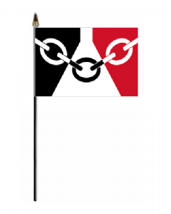 Cheshire Hand Flag - Small.